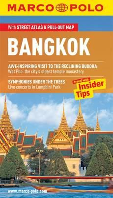 Bangkok Marco Polo Guide By Marco Polo Travel Publishing (COR)